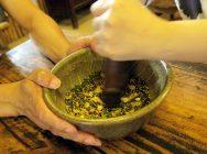 客家(ハッカ)の伝統、豆と雑穀のスムージー「擂茶」の栄養パワー