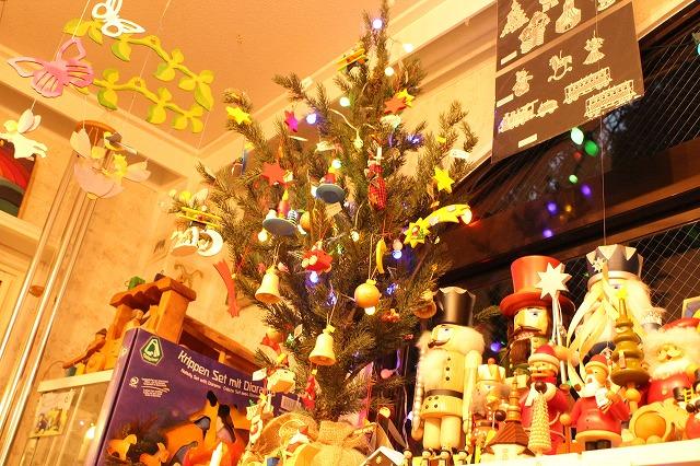 ステキ度100%!!クリスマスにおすすめ木の玩具ベスト3【大宮「Toy-Toy」】