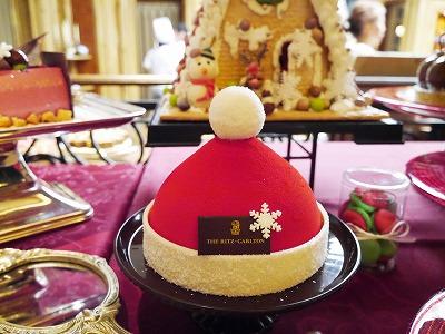 【ザ・リッツ・カールトン大阪】フォトジェニックなクリスマスケーキが勢ぞろい!