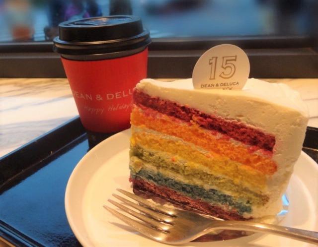 【DEAN & DELUCA】あと10日!15周年ケーキ