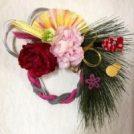 手作りしめ縄飾りで迎春を!