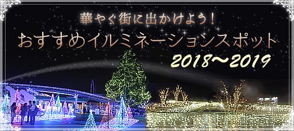 イルミネーションスポット2018~2019