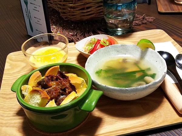 日替りランチが楽しみな穴場カフェ Tea house 右樹@おゆみ野