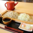 【宇都宮】季節の変わり蕎麦は必食!「ゆうり庵」にて若き女性店主の上品なお蕎麦を