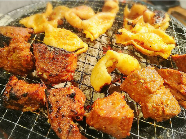 960円で焼肉食べ放題!? 満足の食べ応え「ひゃくてん」の焼き肉ランチ