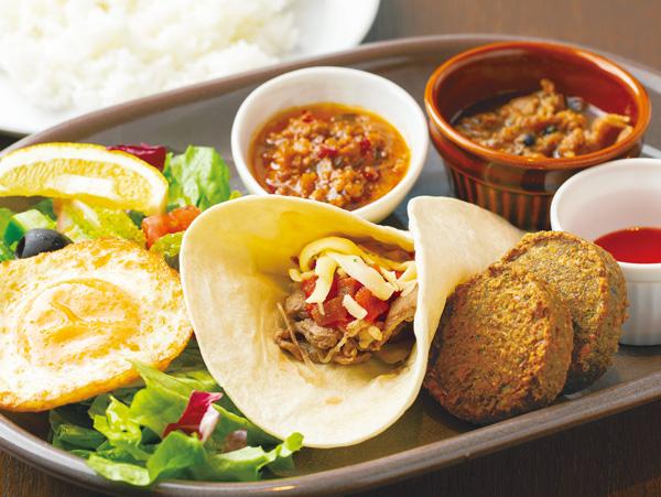 """世界各国の料理を通して、""""おいしい""""国際協力を JICA北海道 レストランカフェ・地球こうさてん"""