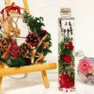 【青葉区中央】ハーバリウム♪クリスマスも!お正月飾りも!プレゼントも!