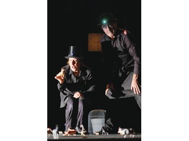 2018/12/27 キッズ応援☆プログラム[演劇] ドラマティコ・ベジターレ「ピノキオの動物園?」