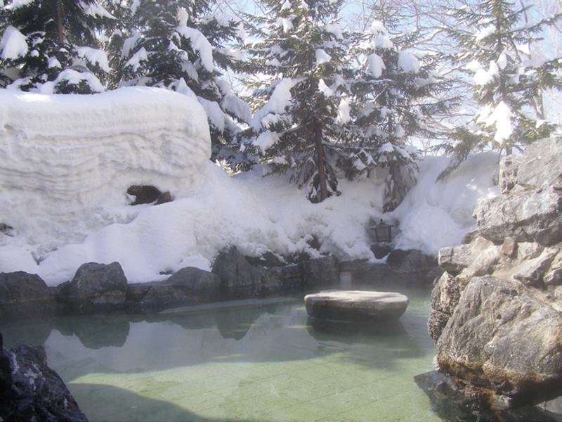 ニセコアンヌプリ温泉 いこいの湯宿 いろは