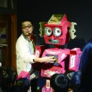 1/4(金)~ 7(月)多摩六都科学館でロボットショー開催