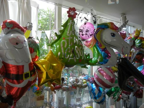 クリスマスや誕生日ギフトは高槻のバルーン専門店「デイジー」におまかせ!