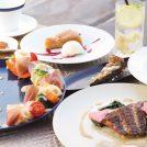 【青葉区国見ヶ丘】海まで見える絶景と美しい皿「フランス料理 アリュム」