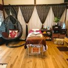 古民家でよもぎ蒸し「Santai 安らぎSalon Maikai(マイカイ)」愛川町半原