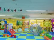 雨の日も子連れで思い切り楽しむ室内型遊園地「Kid'sUS.LAND」@東温市