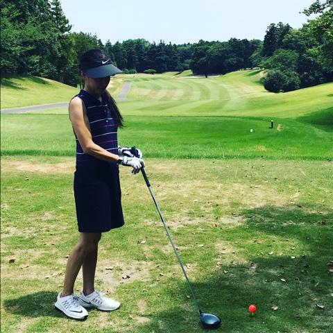【ゴルフ女子】Setsukoまだまだ修行は続く♬