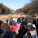 四季の森公園で自然観察会開催 「冬を乗り切る動植物」