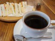 ドリンク+30円でモーニング♪コーヒー豆の販売も。茨木「たたらば珈琲」