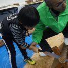 子供の夢を見つける手助け お仕事体験 inコンベックス岡山