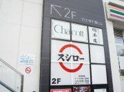 【開店】スシロー千葉中央店1月24日オープン@葭川公園