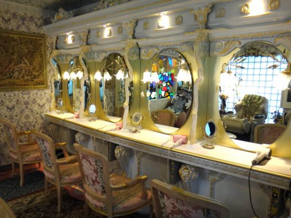 姫気分でバスタイム 薬円台のクアパレスでカラダもココロも大満足!