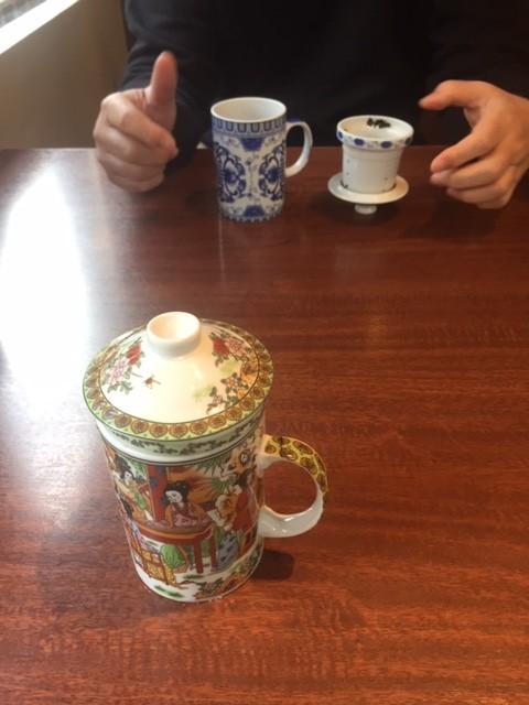 本場の中国茶を楽しめる狸小路9丁目の楼蘭