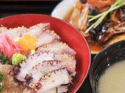 【長島町】お刺身好きさん集合!「鰤王・鯛王・タコ大王」が食べられる『長島大陸市場食堂』