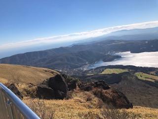 箱根 駒ケ岳ロープウェイ 2