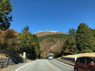 箱根 駒ケ岳
