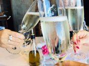 1年の〆は…みなとみらいを一望できるフレンチレストランで乾杯!