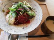 《星が丘テラス》お洒落カフェ「トドアリトル」で子連れ&野菜たっぷりランチ