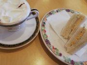 名古屋ママはケーキ屋さんのカフェでモーニング/茶屋ヶ坂「カフェ ド フレーズ」