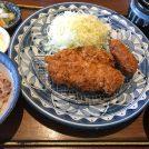 【日進竹ノ山】週末もランチあり。ごはん・キャベツ・豚汁おかわり自由「とんかつ マ・メゾン」