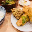 揚げたての天ぷらと中がとろ~り玉子天のっけ丼はやみつきに!甲子園口「天ぷらたまき」