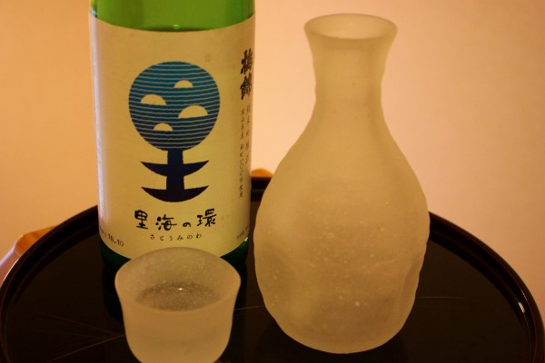 後味すっきり☆まろやかな味わいが特徴の梅錦『里海の環』を飲んでみた!<PR>