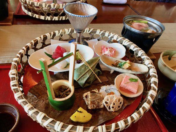 【松島】絶景レストランの可愛いランチ