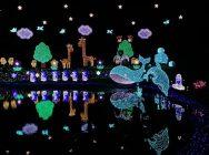 【足利】夜景鑑定士が日本一に選んだ!「あしかがフラワーパーク」イルミネーション