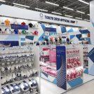 常設のオフィシャルショップ「東京2020オフィシャルショップ 川崎店」開店