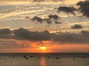 【奄美大島】初日の出スポット!水平線からの来光に感動「笠利海岸」