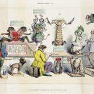 コレクション2 カリカチュールがやってきた!19世紀最高峰の諷刺雑誌/伊丹市立美術館