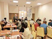 「紫苑のつどい」新年の1月26日(土) 仏事相談センターで開催 参加者募集!