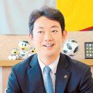 【新春スペシャル2019】千葉市長 熊谷俊人さん<キラリ千葉人(ちばびと)>