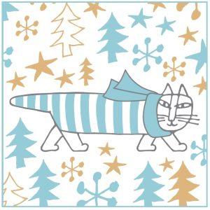【TOPICS】「リサ・ラーソンのクリスマス A Very Mikey Xmas」
