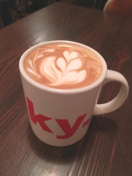 【北1東5】一軒家カフェFREAKY WARDROBE COFFEE