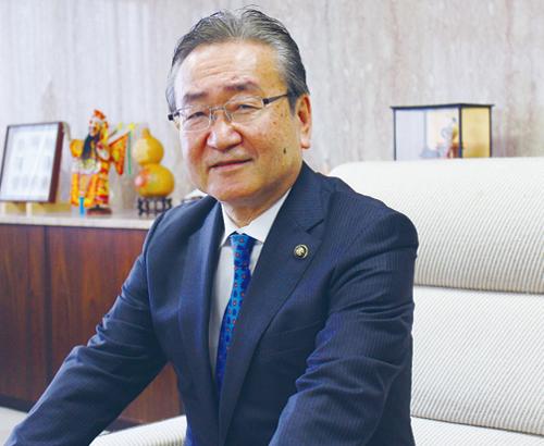 八王子市長 石森 孝志さん