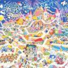 【国立】12/20(木)~30(日)香川元太郎「迷路絵本シリーズ」原画展