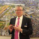 【多摩人に聞く】「立飛ホールディングス」代表取締役社長・村山正道さん