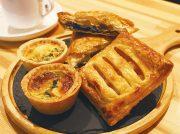 全種類を制覇したくなる、こだわりの手作りパイ専門店 Café&Pie クラリス