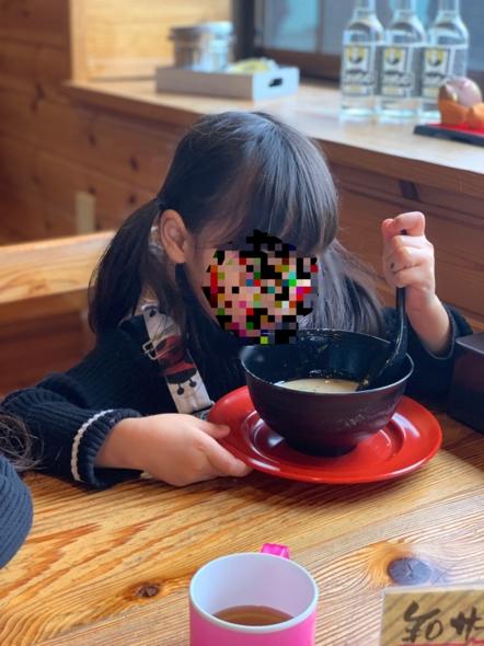 麺屋むすびスープに夢中