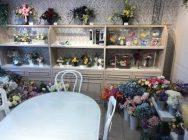 花を楽しみながら優雅な気分で フラワーカフェ「ガーデンテラス」@津田沼