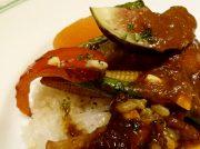 湘南おひとりさまランチシリーズ 8店目 フランス料理充実のカレー屋さん